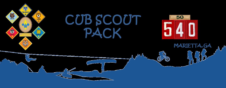 Cub Scout Pack 540